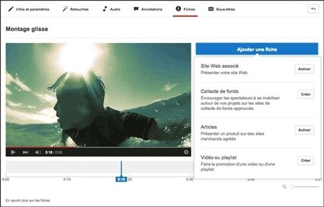 15 trucs et astuces pour YouTube | Time to Learn | Scoop.it