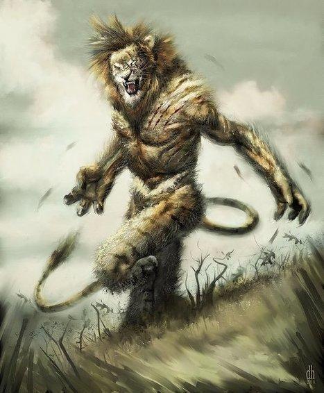 Les 12 signes du zodiaque dessinés en monstres terrifiants | Un peu de tout et de rien ... | Scoop.it