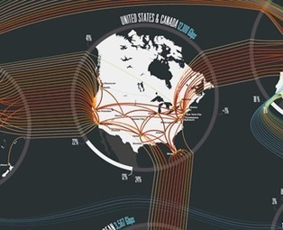 Mapping The Internet | Infographics | Scoop.it