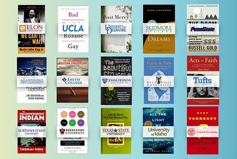 15 Books Incoming College Freshmen Had to Read This Summer | Disrupting Higher Education | Scoop.it