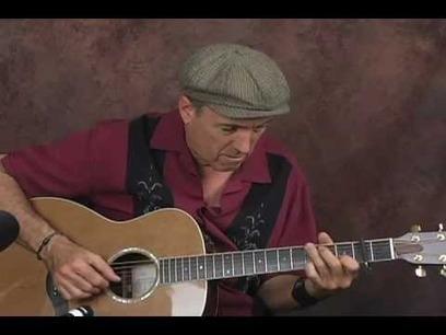 Acoustic ragtime blues guitar lesson fingerstyle piedmont ala Blind ... | Piedmont Blues | Scoop.it