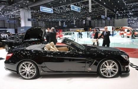 Genève 2013 : Barbus 800 Roadster | Auto , mécaniques et sport automobiles | Scoop.it