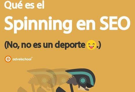 Spinning para SEO, ¿sabes en qué consiste esta técnica? | Infografías | Scoop.it