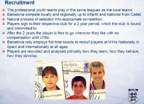 Talent Spy — Barcelona Recruitment criteria | Bola e craques | Scoop.it
