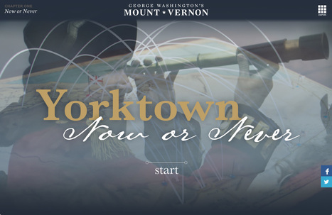 Yorktown: Now or Never Lesson Plans | Social Studies Education | Scoop.it
