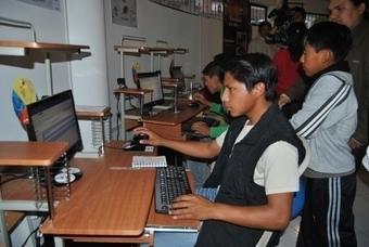 USO DE LAS TECNOLOGÍAS DE INFORMACIÓN Y COMUNICACIÓN : Imbambura | Actualité du monde associatif, du bénévolat, des ONG, et de l'Equateur | Scoop.it