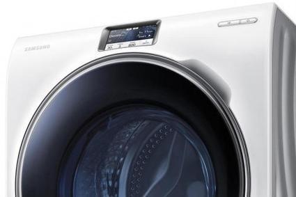 Samsung WW9000, un lave-linge connecté à votre smartphone | Connected-Objects.fr | Domotique, Votre maison connectée | Scoop.it