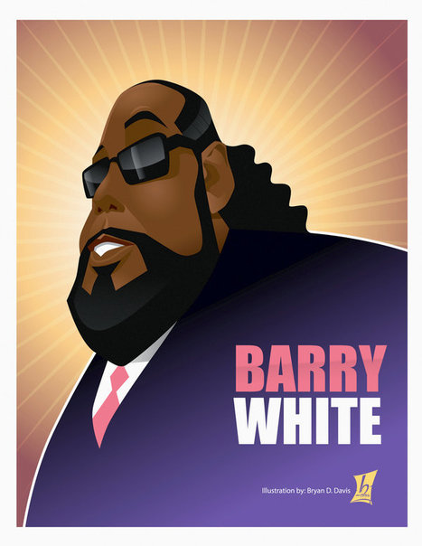 The Barry White Syndrome: Why Are Deep Voices Attractive? | Gentleman's Corner & Health | Scoop.it