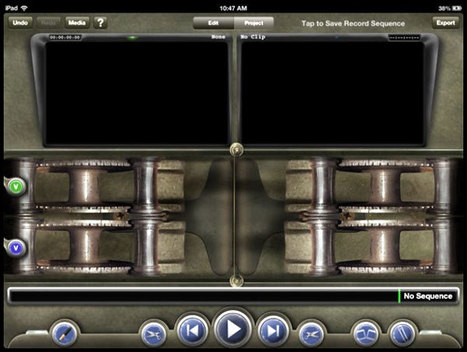Hands-on with the new TouchEdit NLE for iPad by Scott Simmons (3 videos) | SOUND DESIGN AND SOUND ART | Scoop.it