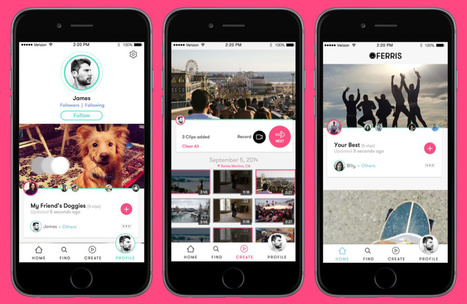 With $2M In Funding From Upfront, Ferris Helps Users Edit And Share Videos Trapped On TheirPhones | Tools You Can Use | Scoop.it