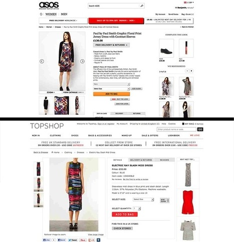 TOPSHOP = TOP STRATEGY (Part Two) - Fashion Soapbox | Topshop | Scoop.it