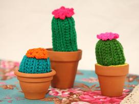 Manualidades y Artesanías | Cactus tejido | Utilisima.com | Teje-Lola | Scoop.it