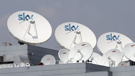 Murdoch met Sky Europe sur orbite | DocPresseESJ | Scoop.it