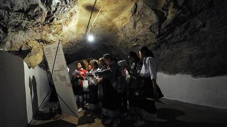 The Real History Behind Laos' Hidden Underground Caves | Teacher Tools and Tips | Scoop.it
