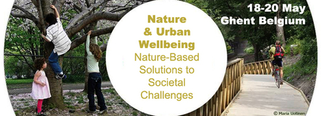 Nature and Urban Wellbeing — ALTER-Net: Europe's ecosystem research network | Peer2Politics | Scoop.it