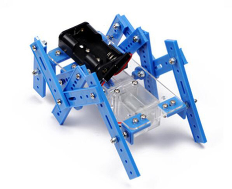 6-Legs Robot Suite DIY Kits Model Accessories Model Kit Teaching Practice - Robot - Arduino, 3D Printing, Robotics, Raspberry Pi, Wearable, LED, development boardICStation | Robot & Parts | Scoop.it