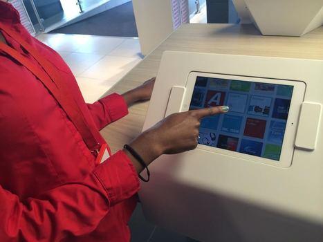 À Londres, un magasin digitalise tous ses rayons | Commerce-online | Scoop.it