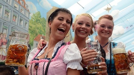 Blonds are less fun: A real beer guide to Germany - CNN.com | International Beer News | Scoop.it