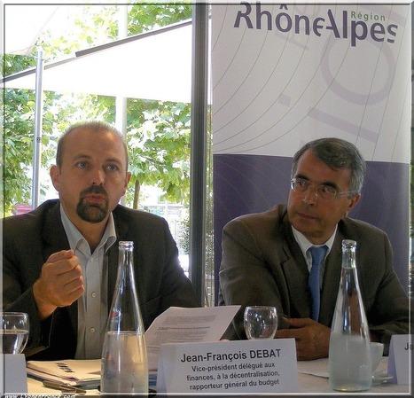 LYon-Politique.fr: La Région Rhône-Alpes pourrait ne pas conserver son triple A | LYFtv - Lyon | Scoop.it