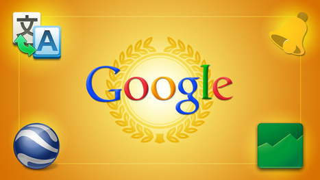 Five Google Services You're Not Using to Their Full Potential | Collaborative & Organizational Web Tools | Scoop.it