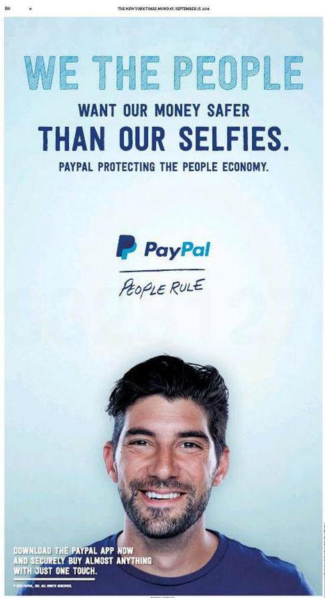 Quand PayPal fait la leçon à Apple sur le paiement par mobile | Brand marketing and digital innovations | Scoop.it