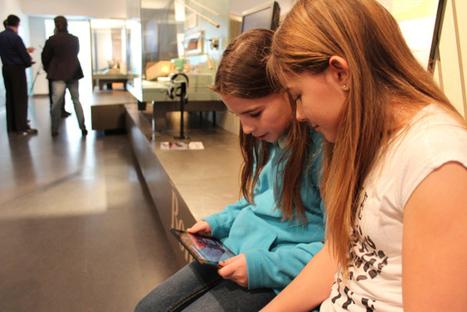 Lancement de l'application mobile du Musée de la Gaspésie : Amuse Personnage! | Clic France | Scoop.it