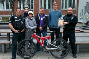 Bike loans for cycle theft victims | The Michael Smith Building - Green Impact | Scoop.it