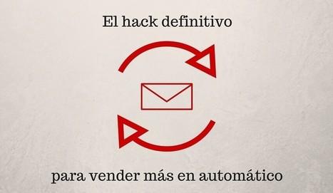 #GrowthHacking : AUTORESPONDERS El hack definitivo para vender más en automático | Técnicas de Growth Hacking: | Scoop.it