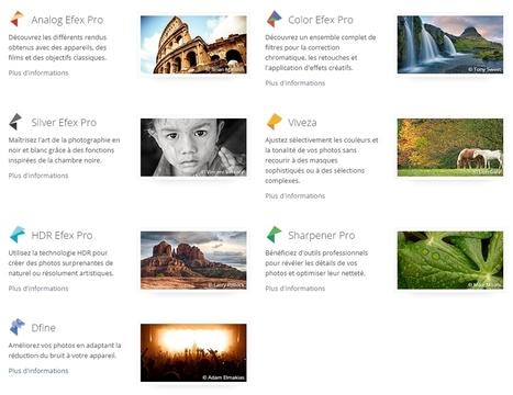 Retouche photo : la suite Google Nik Collection devient gratuite - Blog du Modérateur   Boite à outils E-marketing   Scoop.it