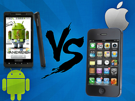 Buy a  iPhone or Android - not a easy decision.. | Social and Tech Trends in Marketing | Scoop.it
