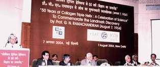 A tribute to G. N. Ramachandran - A Golden Jubilee   Power of Protein Crystal Structures   Scoop.it