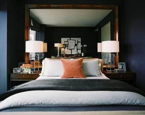Soft Masculine bedroom interior design | Interior Design Trends | Scoop.it