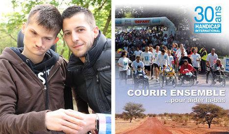 Courir ensemble, au-delà du polyhandicap | Aide Médico Psychologique | Scoop.it