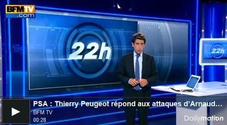 PSAa manqué d'honnêteté: Thierry Peugeot fait l'autruche | Responsabilité sociale des entreprises (RSE) | Scoop.it
