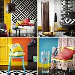 Que nous réservent les nouvelles tendances déco 2013 ? | Blog Décoration et Design | Pièces par pièces | Scoop.it