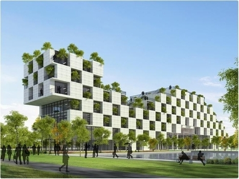 A New University Building Design Promotes Sustainable Development In Vietnam | Studium Media - Musings | Scoop.it