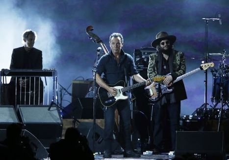 Springsteen Israel show frenzy grows - Jerusalem Post | Bruce Springsteen | Scoop.it
