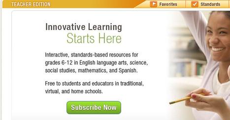 SAS® Curriculum Pathways®   Cool Tools   Scoop.it