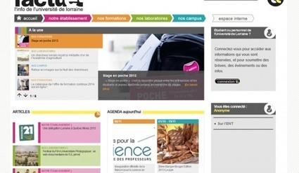Bienvenue sur factuel | factuel | Numérique à l'UL | Scoop.it