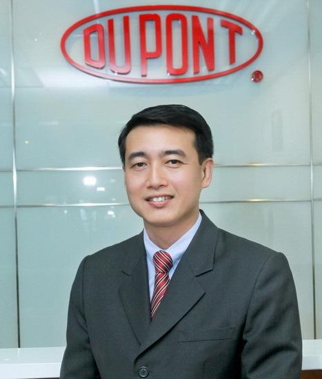 DuPont Việt Nam có Tổng Giám đốc mới | Báo Tài nguyên và Môi trường | DuPont ASEAN | Scoop.it