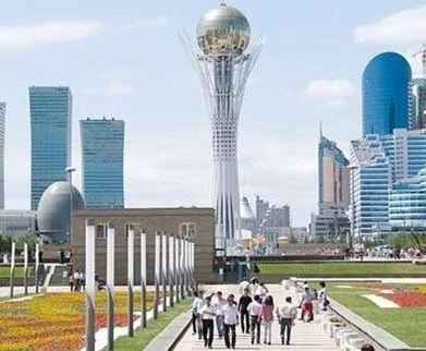 Kazakhstan and its regions to diversify its economy and boost its export capabilities.| glObserver Global Economics | glObserver Asia | Scoop.it
