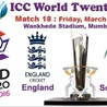 Live Cricket Scores and Match Highlights