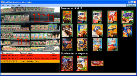 Visual Shelf Monitoring | AR for Category Management | Augmented Reality Retail | Scoop.it