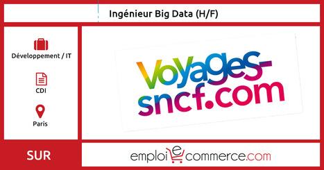 [CDI] Ingénieur Big Data (H/F) - Paris | Communauté du e-commerce | Scoop.it