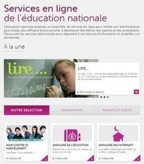 [C'est nouveau] Une sélection de services en ligne pour répondre aux besoins de tous - Ministère de l'Éducation nationale | Le e-commerce, un confort pour le consommateur ? | Scoop.it