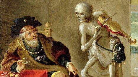 The Medieval Origins of Halloween | Gothic Literature | Scoop.it