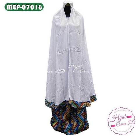 Mukena Etnik Prada 07016 | Atisomya Hijab | Scoop.it