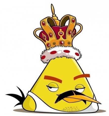 It's a kind of magic: Rovio reimagines Freddie Mercury as an Angry Birds character | MUSIC:ENTER | Scoop.it