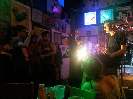 A Performance Art Adventure on a Monday Night in Brooklyn | Art-Vlog | Scoop.it