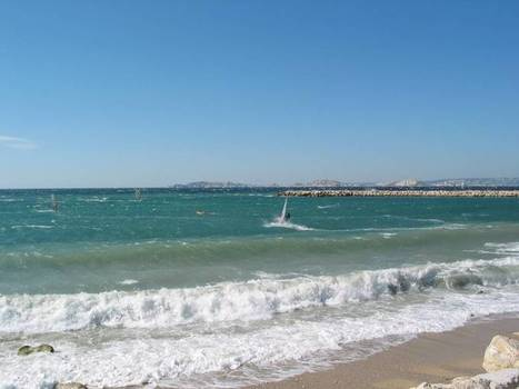 Les plus belles plages de Marseille | Les lieux où sortir à Marseille | Scoop.it